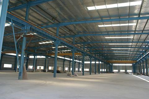 【厂家】石家庄钢结构价格知多少 钢结构的发展