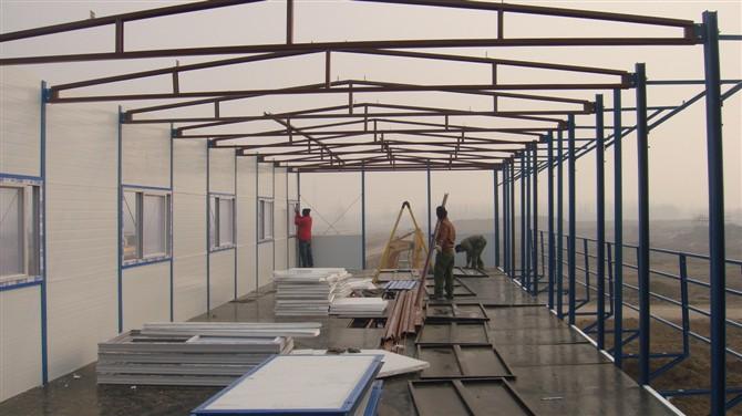 【经验】大发国际官方网址的防火性能分析 轻型钢结构活动房