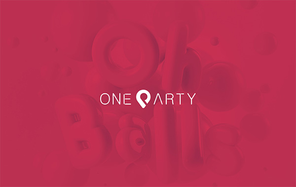 ONE PARTY 王爽气球