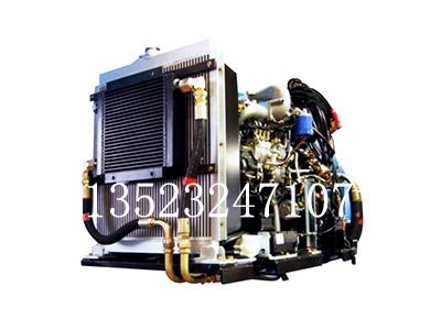 發動機組合散熱器