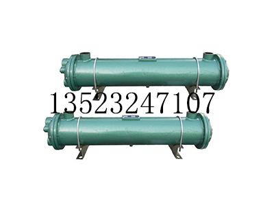 SL型水冷列管式油冷却器