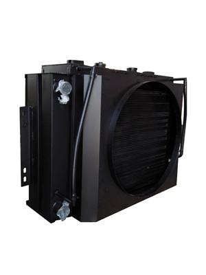 40T鏟板車用水箱散熱器