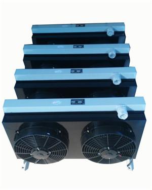 钻井机用液压油散热器