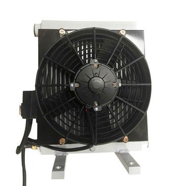 小型液壓油散熱器