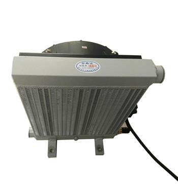 小型液压油冷却器