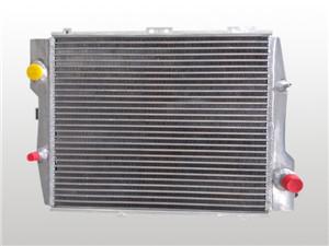 车辆用水箱散热器