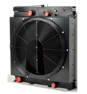 發電機用水箱散熱器
