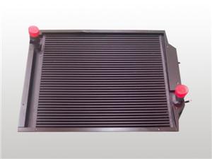 工程機械水箱散熱器