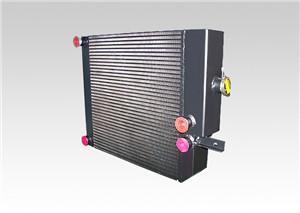 礦山機械水箱散熱器