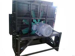 水力發電用水箱散熱器