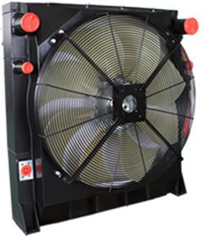 攤鋪機用水箱散熱器