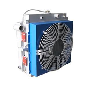 液压张力机用水箱散热器