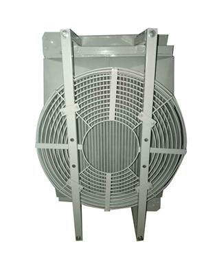张牵机用液压油散热器