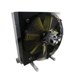 混凝土泵车用液压油冷却器