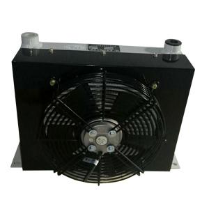 湿喷机用液压油散热器
