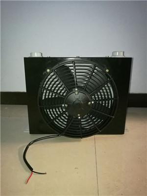 吸糞車用風冷卻器