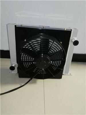 液壓鉆機用液壓油冷卻器