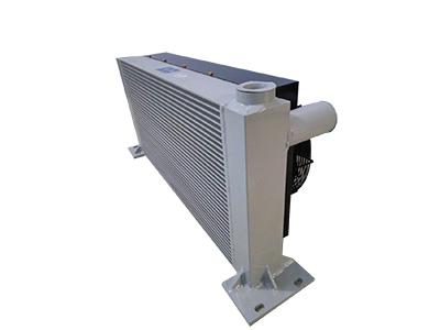 扒渣机用液压油散热器