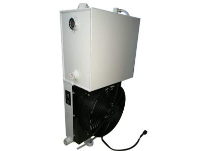 冷却电机用水箱散热器