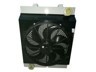 抑尘车专用液压油散热器