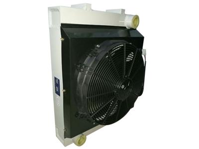 抑塵車專用液壓油冷卻器