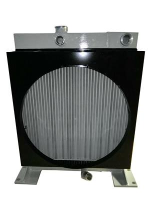 水油组合水箱散热器