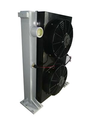 强夯机用液压油冷却器