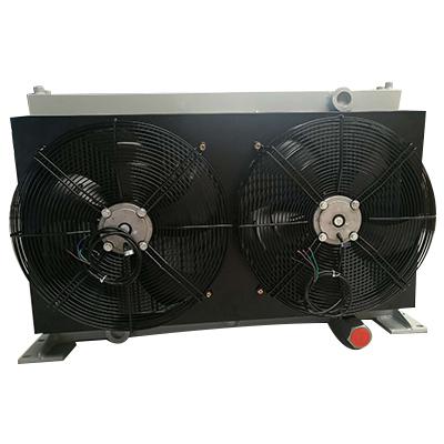 静压桩机用液压油散热器