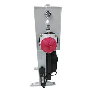 32升混凝土搅拌车液压油散热器
