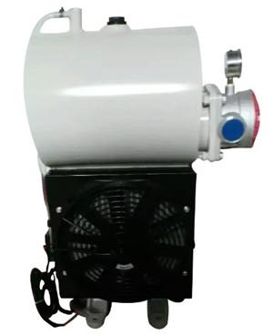 搅拌车用圆形液压油散热器