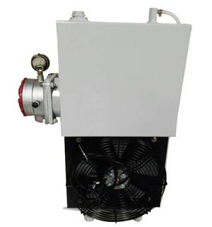380V搅拌车液压油散热器