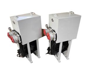 35升液压油冷却器
