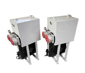玉米收割机用50升液压油散热器