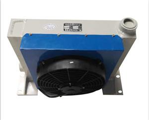 收割机专用液压油散热器