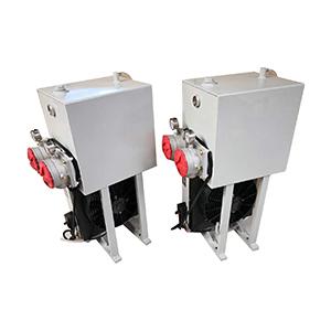 38升液壓油散熱器