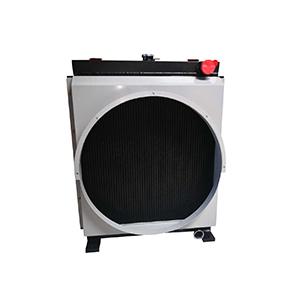 油水复合散热器