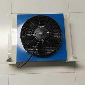 液压站用液压油散热器