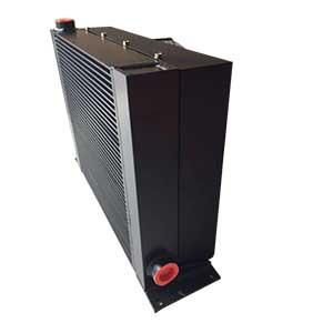 混凝土输送泵专用液压油散热器