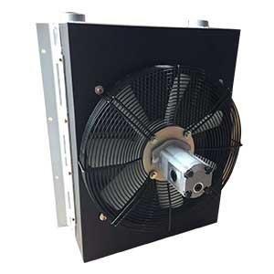 液压钻机用液压油散热器
