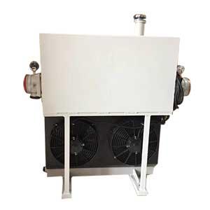 120升双系统液压油散热器