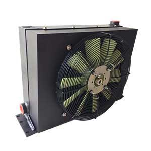 液压系统用液压油散热器