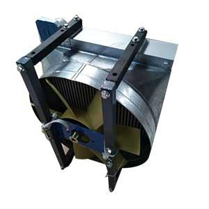 钻机用液压油散热器