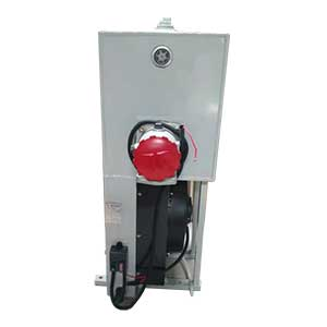 收割机用液压油散热器