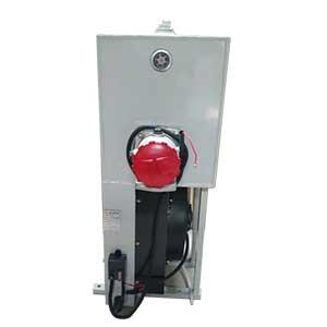 玉米青储机用风冷式液压油散热器