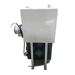 玉米青储机用液压油散热器