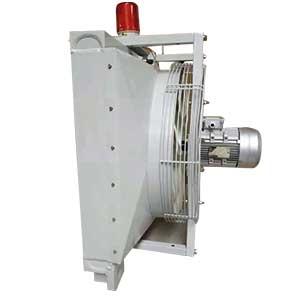 振动机械用液压油散热器