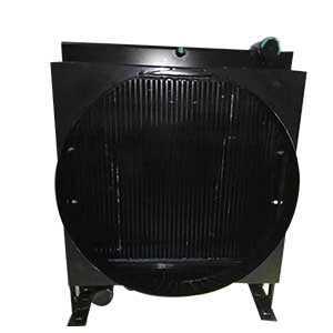 养路机械用水箱散热器