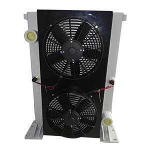 矿山机械用液压油散热器