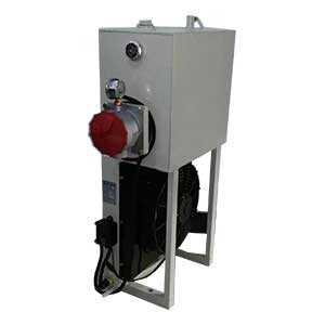 玉米收割机用液压油散热器