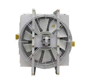 喷湿机用液压油散热器